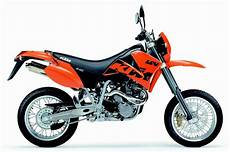 Ktm Ktm 640 Lc4 Supermoto Orange Moto Zombdrive