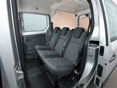 Interior Mercedes Citan Mixto Uk Spec W415 2013 Pr