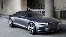 2013 volvo coupe concept front wallpaper 1