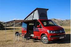 10 Reasons Why The Volkswagen T6 California Is The