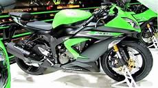 kawasaki zx6r 636 2014 kawasaki zx 6r 636 walkaround 2013 eicma motorcycle exhibition