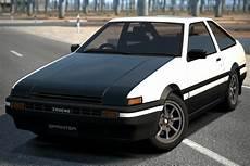 Toyota Sprinter Trueno Gt Apex Ae86 Shuichi Shigeno