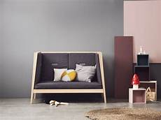 tot sofas leander s linea cot takes your tot from crib to sofa