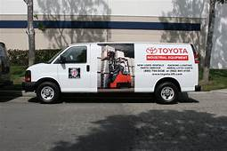 Partial Vehicle Wraps By Iconography  Long Beach Orange