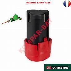 batterie florabest 12v 2ah faas 12 a1 ebay