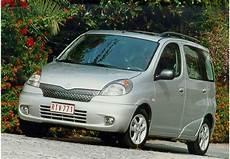 Testberichte Und Erfahrungen Toyota Yaris Verso 1 3 86
