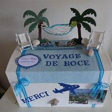 Urne De Mariage Th 232 Me Quot Voyage De Noce Quot Un Grand March 233