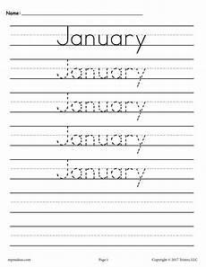 handwriting worksheets 21616 12 months of the year handwriting worksheets handwriting practice worksheets handwriting