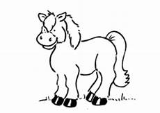 Malvorlage Pferd Comic Malvorlagen Pferde Und Ponys Stute Und Fohlen Esel