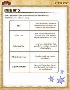 science worksheets for 3rd grade 13414 starry match view 3rd grade science worksheets sod