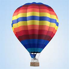 parachute live wallpaper 3d air balloon model