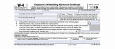 tax form w 4 w 4 form irs how to fill it out definitive guide 2018 smartasset
