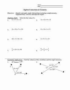 measurement equation worksheets 1425 solving equations angle measurements worksheet for 8th 11th grade lesson planet