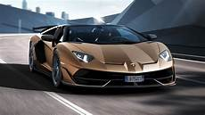 it s the new lamborghini aventador svj roadster top gear
