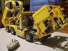 lego technic technic lego kiepwagen