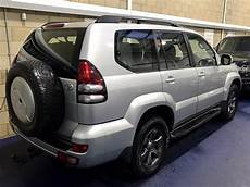 Large Diesel Suv by Used 2004 Toyota Land Cruiser 3 0 D 4d Lc3 Suv 5dr Diesel
