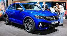 Vw T Roc R Unveiled With 300 Ps Does 0 100 Km H In 4 9