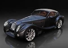 Morgan Plus E Electric Roadster Modern Battery In Classic Car