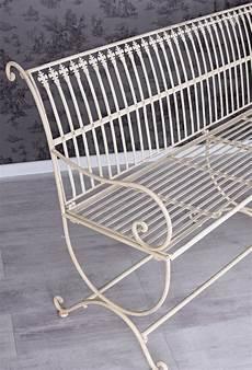 panchina ferro panca in metallo liberty da giardino parco