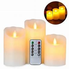 candele a led con telecomando candele a batteria con fiamma finta 2018 le migliori