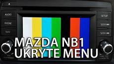 mazda nb1 ukryte menu cx 5 6 diagnostyczny tryb
