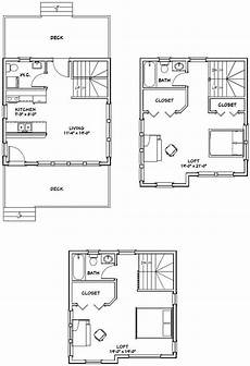 20x20 house plans 20x20 tiny house 20x20h9 1 108 sq ft excellent