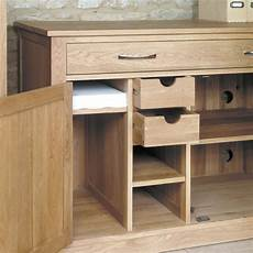 hidden home office furniture mobel oak hidden home office workstation wooden