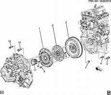 Chevrolet Cruze Bolt Engine Flywheel Bolt Flywhl