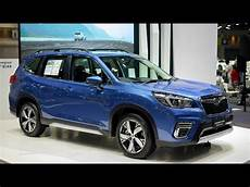 subaru eyesight 2019 2019 subaru forester eyesight