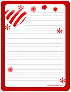 s day free printable stationery 20604 926 best images about stationery letters writing paper on floral border