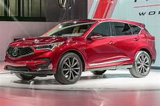 2019 acura rdx prototype first larger stiffer more