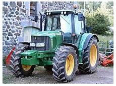 Tracteur Deere 6320