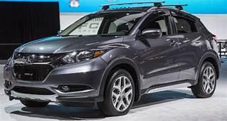 Honda's Tight Lipped On 2016 HR V North America Release