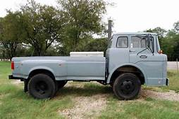 1965 Ford F600 COE 65 Cab Over Modern Extended Bed Dual