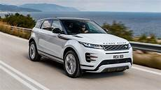 2019 Range Rover Evoque Review Top Gear