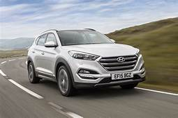 New Hyundai Tucson 2015 Review  Pictures Auto Express