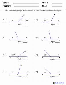 math geometry worksheets grade 10 808 math worksheets for every grade free i it on angles for my 6th grader