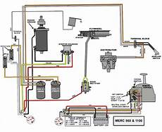 57a1a mercury outboard ignition wiring diagram 1999