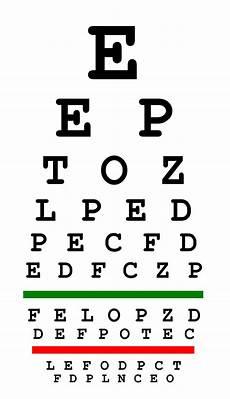 vision test sheet free eye chart lone star vision