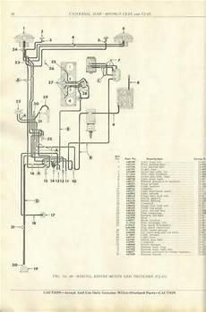 wiring schematics ewillys