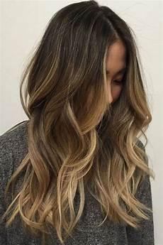 Balayage Blond Sur Brune Adopter Une Des Couleurs Les