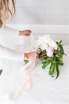 diy peony wedding bouquet tutorial floral peony