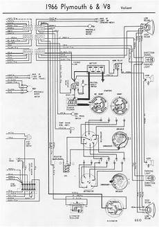 1967 Plymouth Fury Wiring Diagram Schematic Wiring