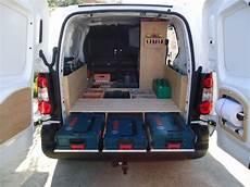 Rangement V 233 Hicule Utilitaire Fourgon Berlingo Partner