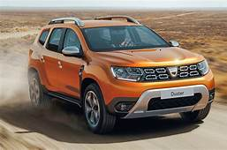 New Renault Duster Unveiled  Leisure Wheels