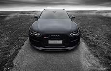 Black Audi Rs6 Avant Adv5 2 M V2 Cs Adv 1 Wheels