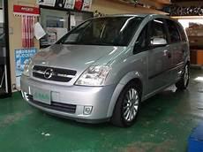 Opel Meriva 1 6 Sport 2006 Silver M 49 000 Km