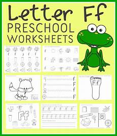 free letter f preschool worksheets instant download free homeschool deals