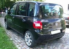 Fiat Multipla 6 Places 430 Litres De Coffre Et 171 120