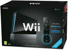 wii console sports official nintendo wii console wii sports resort pack aus